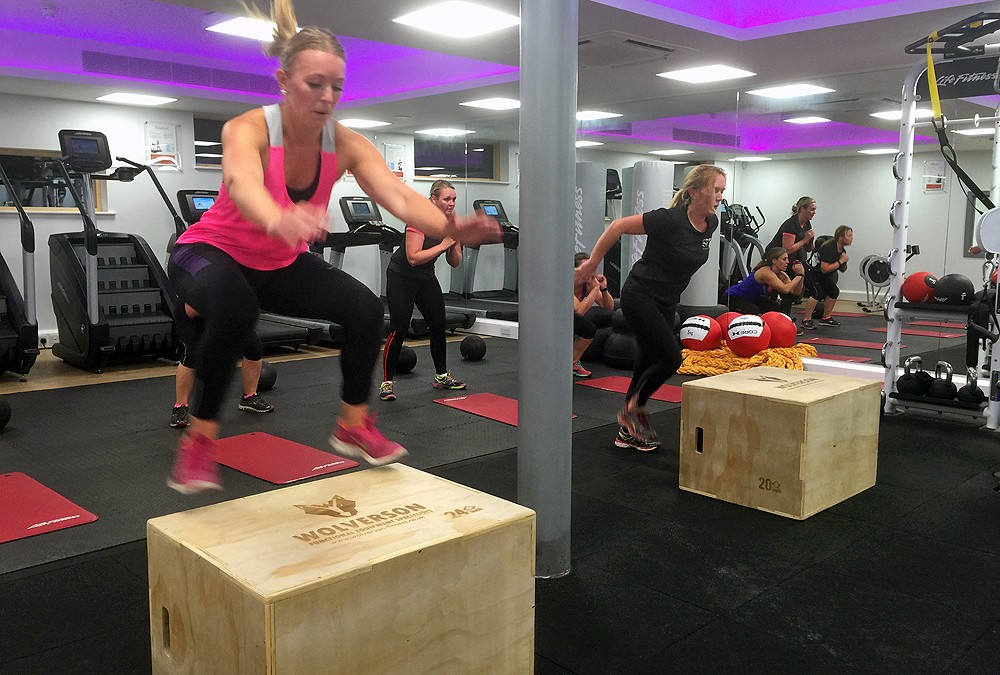 Personal Training Blitz sessions, March and April – bookings open!