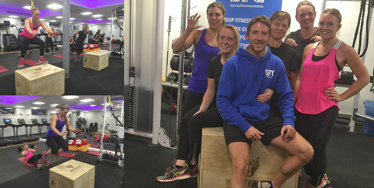 Personal Training Blitz sessions, January and February – on sale now!