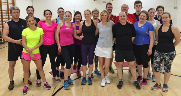 Surrey Fitness Centres – March Newsletter – Latest news roundup!