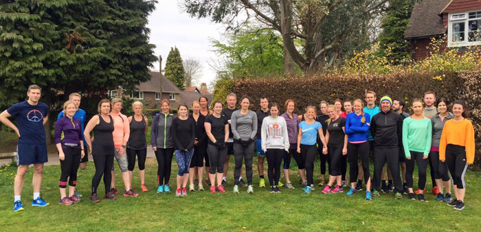Surrey Fitness Centres latest newsletter, new classes, Personal Training offer, Member of the Month winners & more!