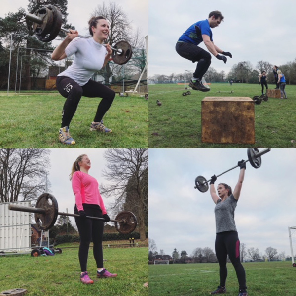 Small group Personal Training in Godalming, February dates on sale now!