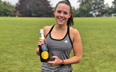 Our July Member of the Month is Nicky Bell!