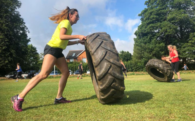 New Boot Camp classes at George Abbot School, Guildford!