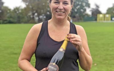 Becky Stevens – September 'Member of the Month' winner!