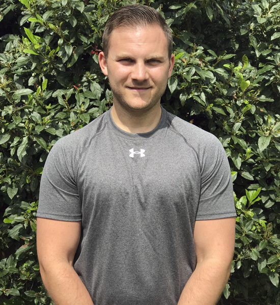 Surrey Fitness Centre Mark McCarthy Instructor