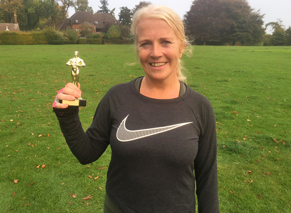 Godalming member Adrianne Brown wins latest 'Member of the Month'