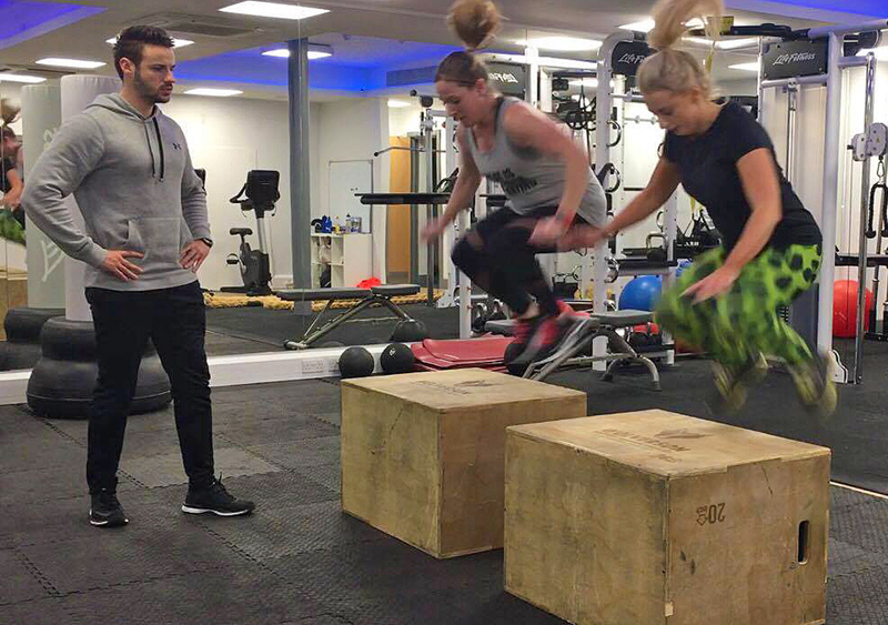 Kick start your fitness New Years Resolutions with Personal Training sessions!