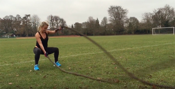 Godalming Personal Training sessions with Mark