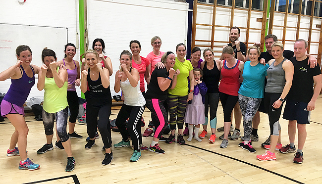 Surrey Fitness Centres May Newsletter!