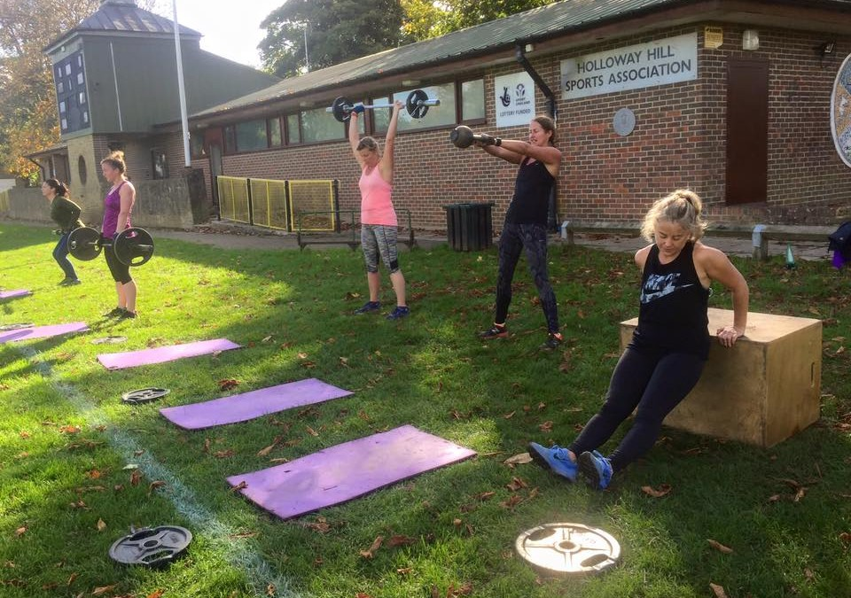 Godalming group Personal Training sessions on sale!