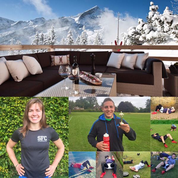 Surrey Fitness Centres – October Newsletter!
