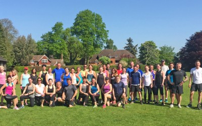 Video: Our Godalming and Haslemere fitness community is growing and growing!