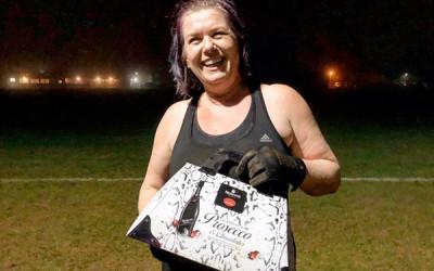 Godalming member Tara Phillips is January winner!