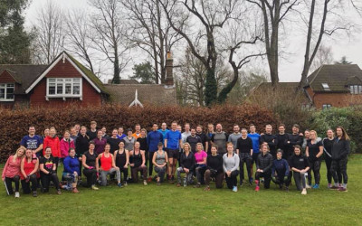 FIFTY ONE!!! What a start to 2020 at Surrey Fitness Camps!