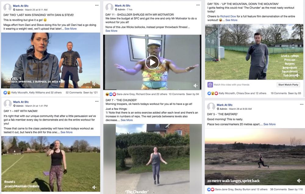 CoronaVirus Update: Join our members Facebook group!